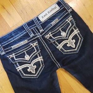 Rock Revival Tricia Skinny Size 25